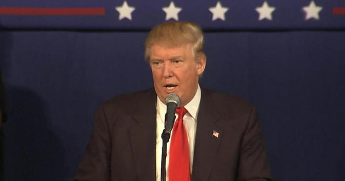 Is Trump winning the presidential candidate feuds?