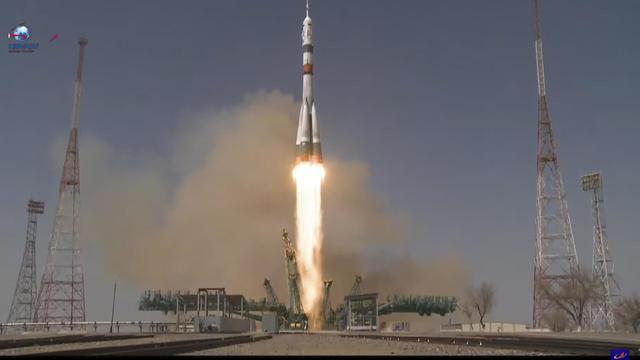 Kazakhstan Russia Space
