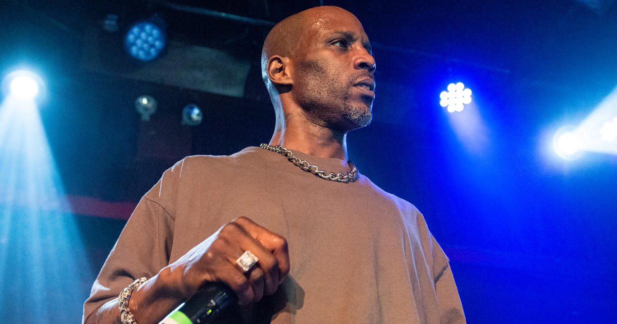 DMX electrifying rapper who defined 2000s rap dies at 50 – CBS News