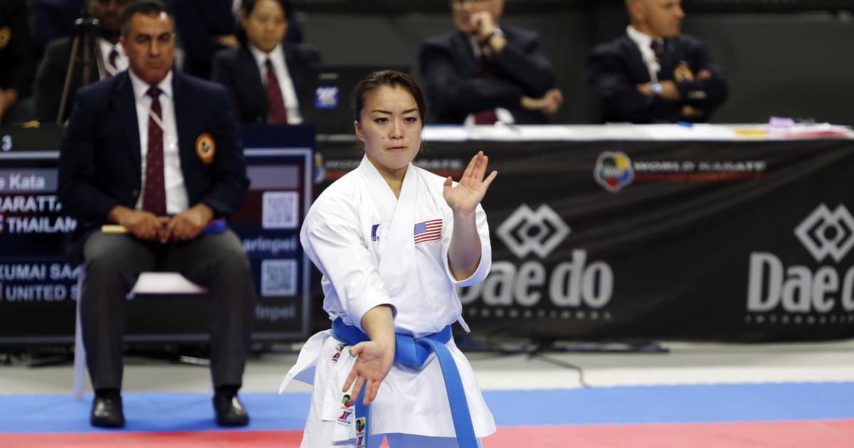 Sakura Kokumai, Olympic karate athlete, says she was target of anti-Asian rant at California park