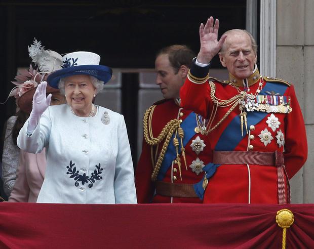 Britain Prince Philip Royal Consorts