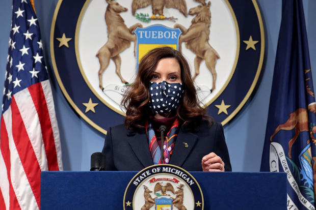Virus Outbreak Michigan