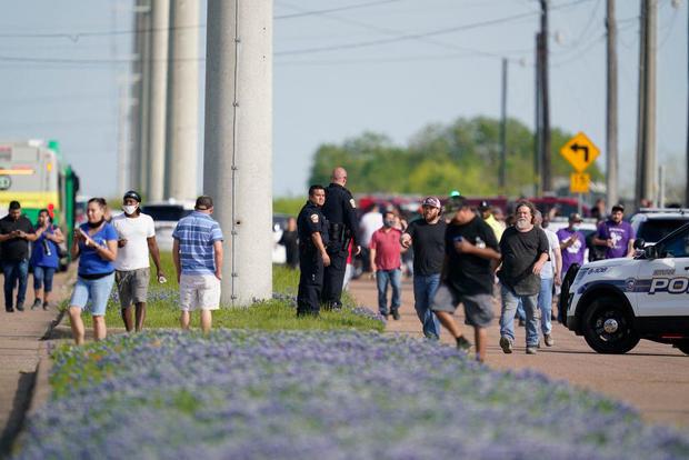 Bryan Texas Shooting