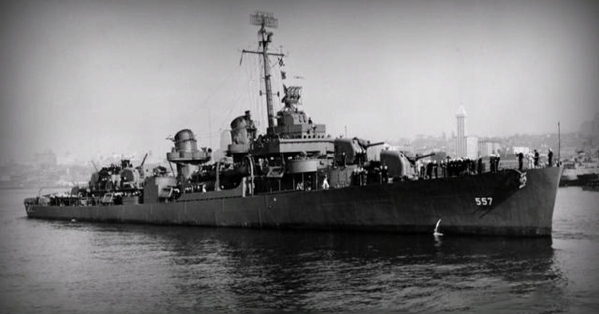 "Crews find wreckage of USS Johnston, unseen by human eyes for nearly 8 decades: It ""still looked like it was fighting"""