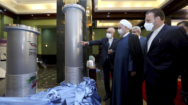 Iran Nuclear Explainer