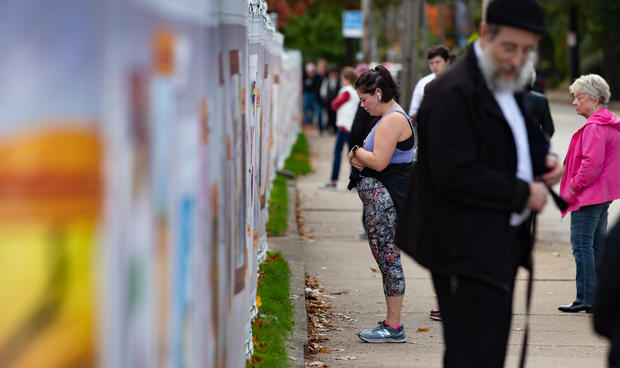 Pittsburgh Commemorates One-Year Anniversary Of Synagogue Shootings