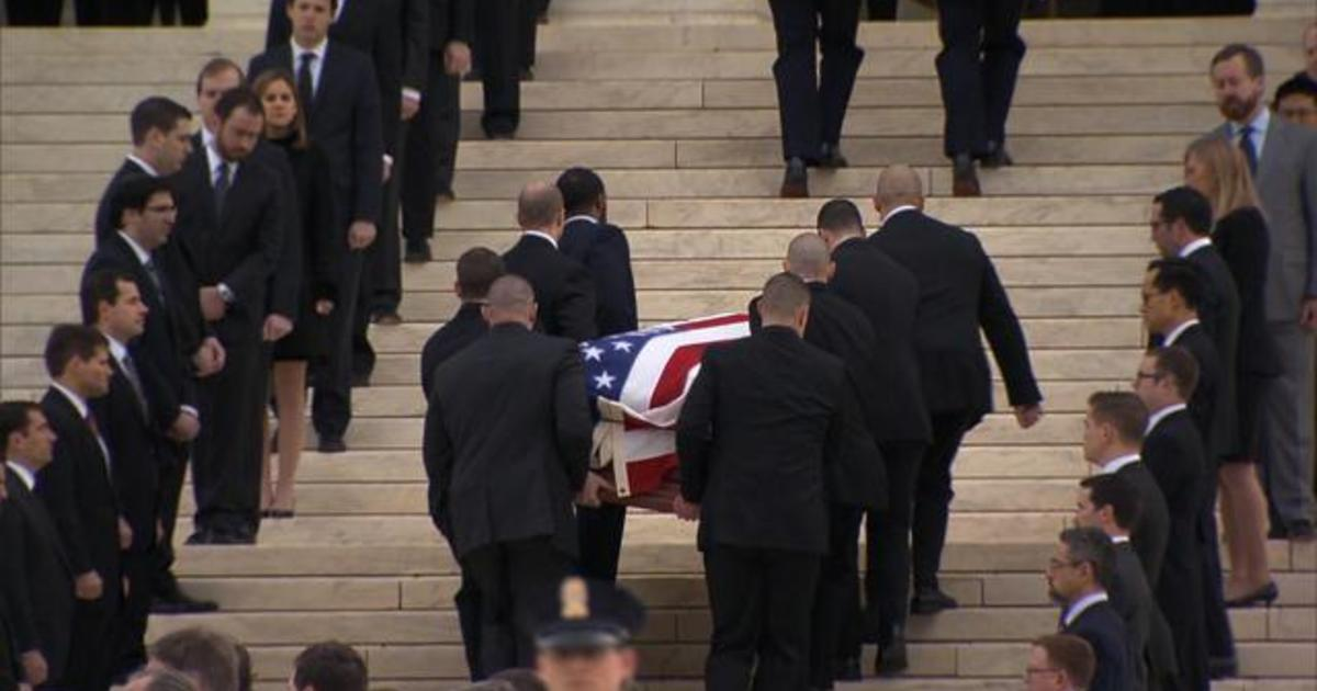 Mass to be held for Justice Antonin Scalia