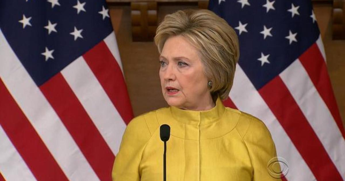 Clinton targets Trump and Cruz in foreign policy speech