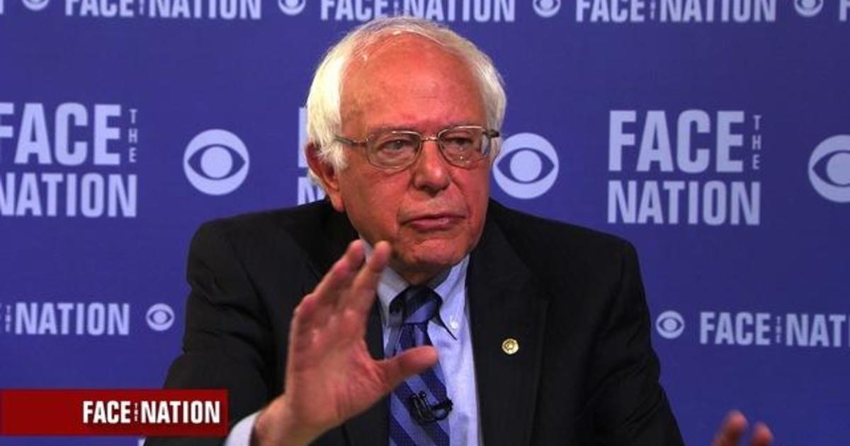 Full interview: Bernie Sanders, May1
