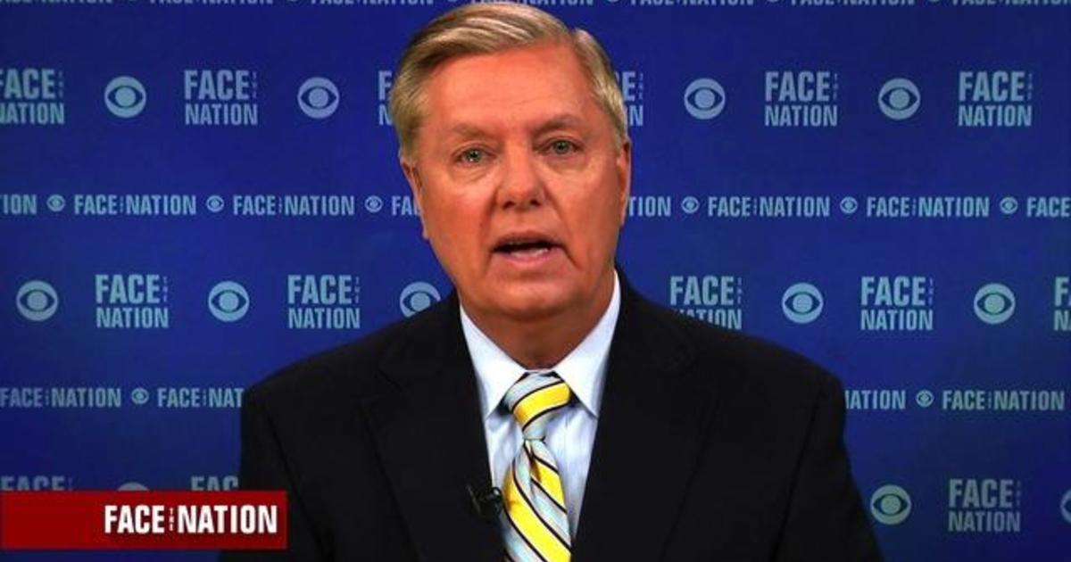 """Lindsey Graham: """"Donald Trump's nationalism will lead to another 9/11"""""""