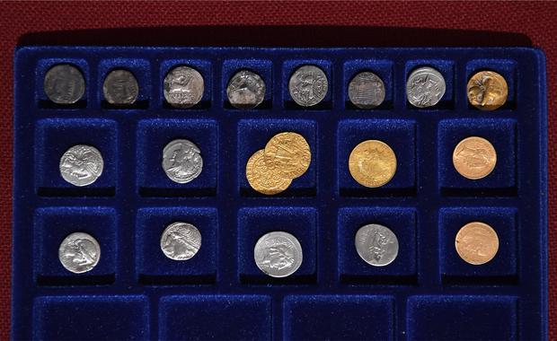 Hungary treasure discovered