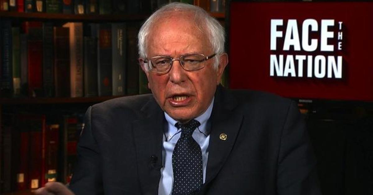 Full interview: Bernie Sanders, April 10
