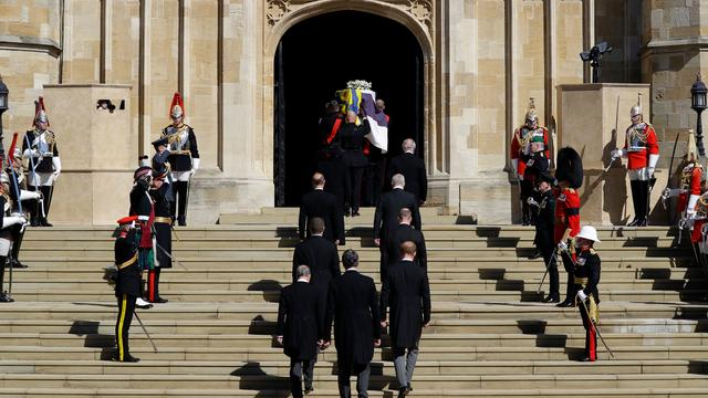 BRITAIN-ROYALS-PHILIP-FUNERAL