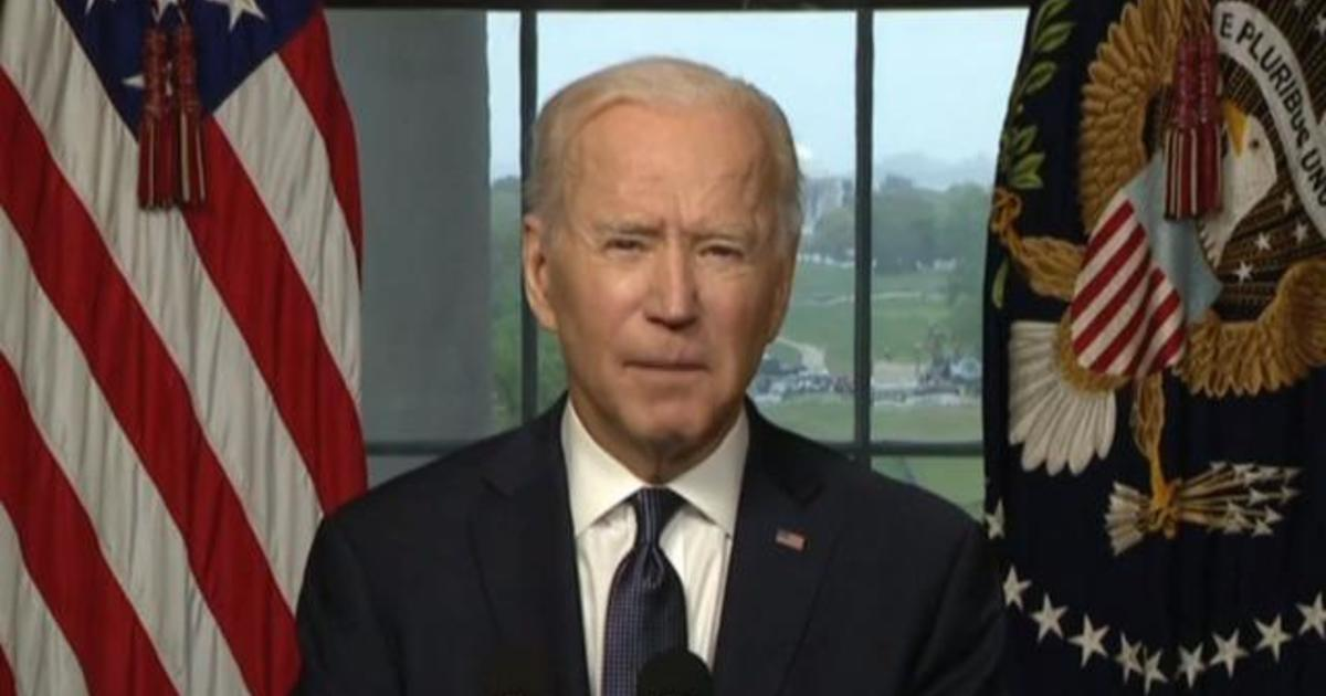Biden discusses federal funding for restaurants