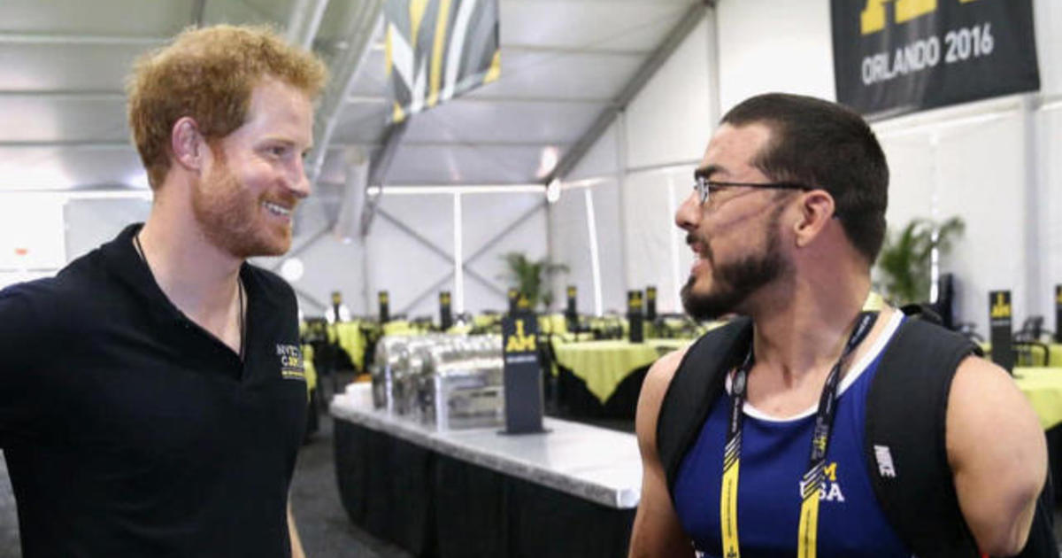 Prince Harry on camaraderie with Invictus Games athletes