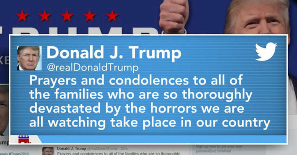 Presidential candidates react to deadly ambush on Dallas police