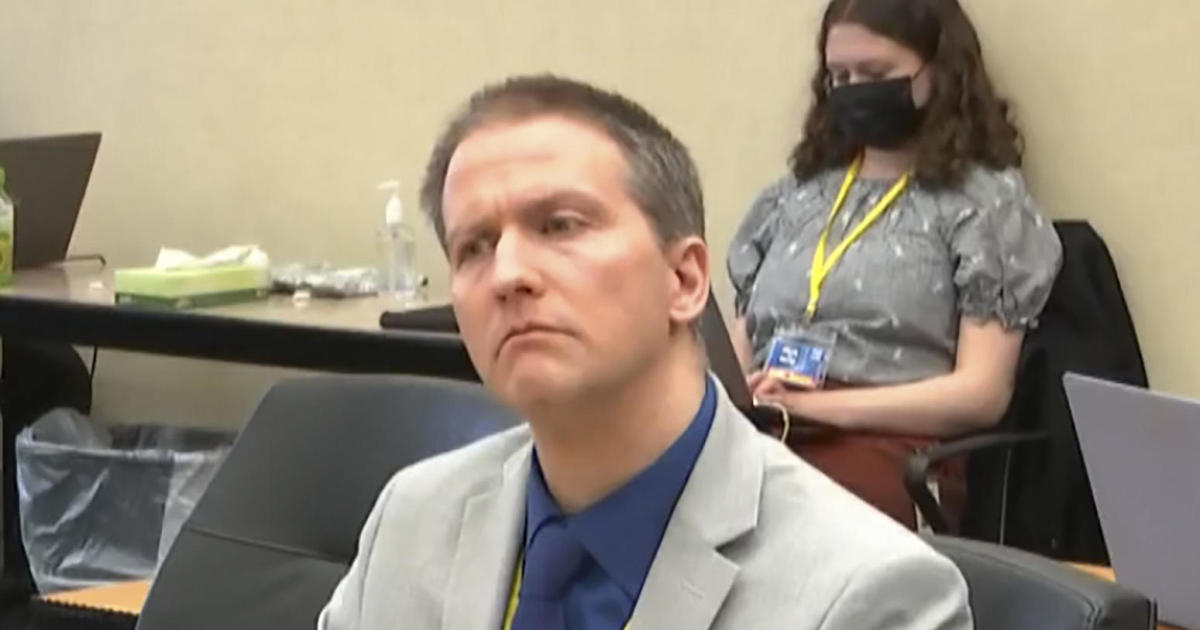 Chauvin convicted of all charges in George Floyd's death