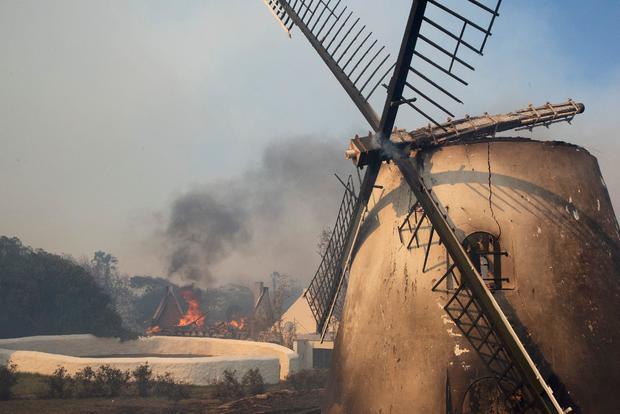 SAFRICA-FIRE-LIBRARY-UNIVERSITY