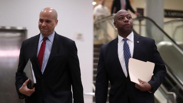 Senators Briefed Behind Closed Doors By Government Agencies On Coronavirus Outbreak