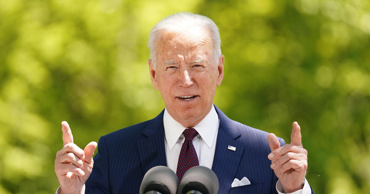 Promises President Biden kept and broke in his first 100 days