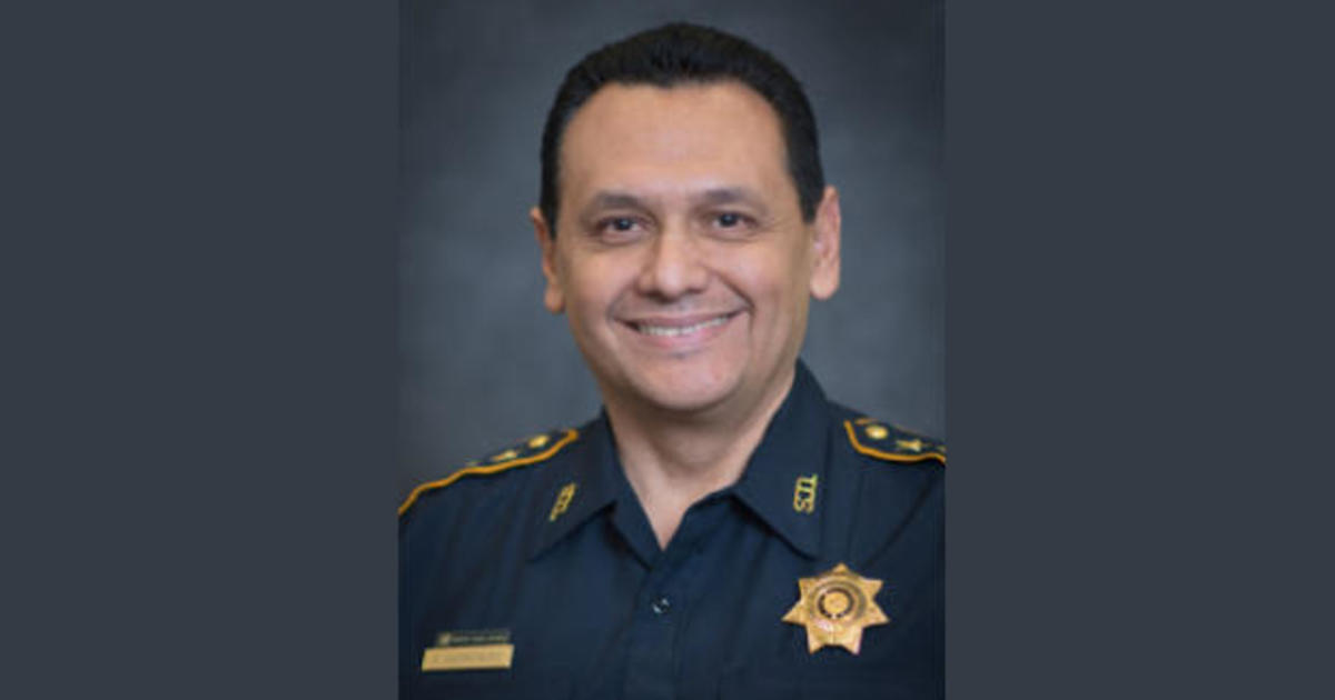 Biden taps Texas sheriff Ed Gonzalez to oversee deportations and immigration arrests as ICE director