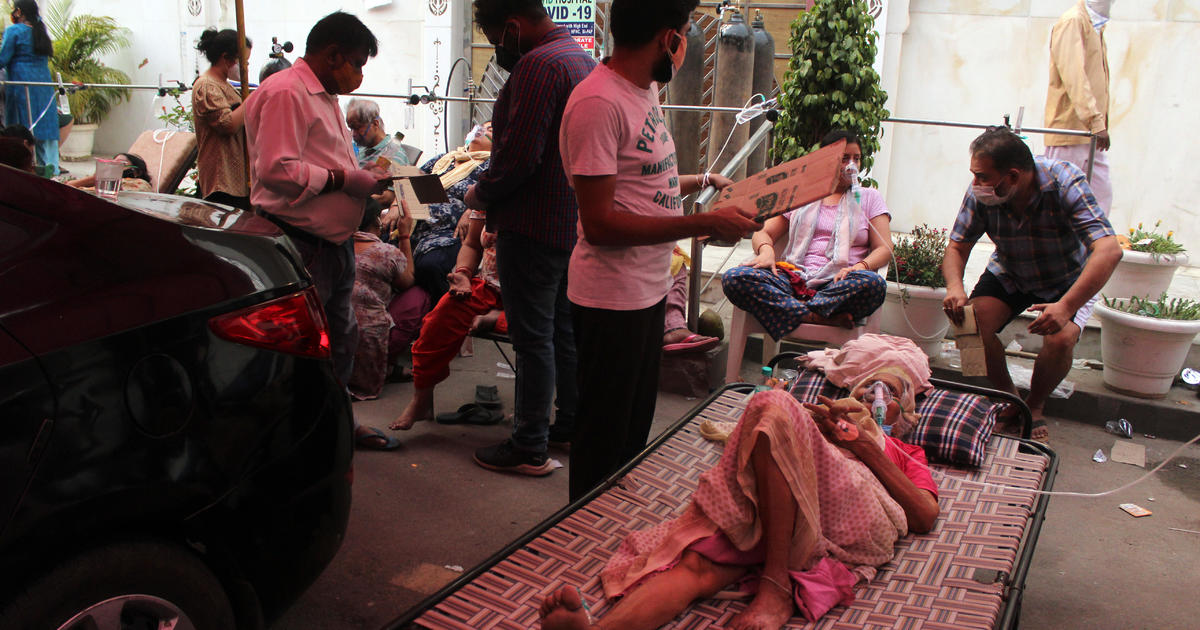 How to help India during its devastating COVID-19 crisis