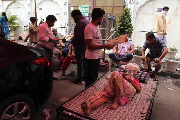 Coronavirus Outbreak In India