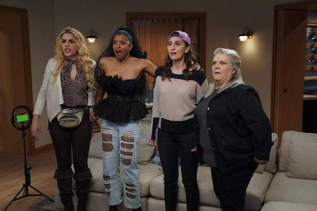"""Available May 6 on Peacock: """"Girls5eva"""" Series Premiere"""
