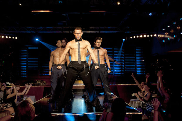 "Available May 1 on HBO Max: ""Magic Mike"""