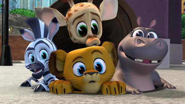 "Available May 27 on Hulu: ""Madagascar: A Little Wild"" Season 3"