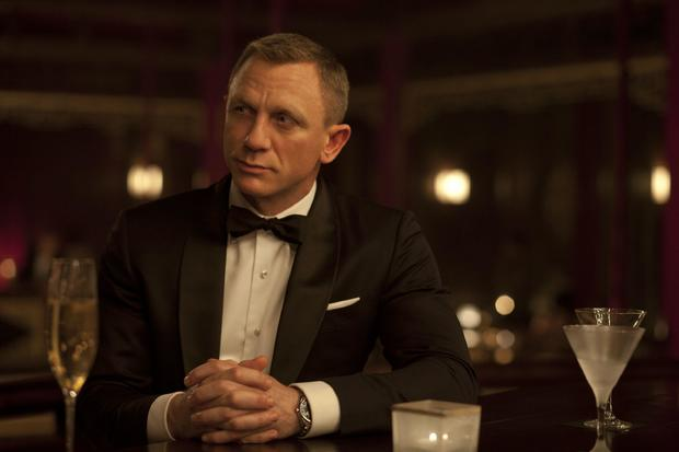 "Available May 5 on Hulu: ""Skyfall"""