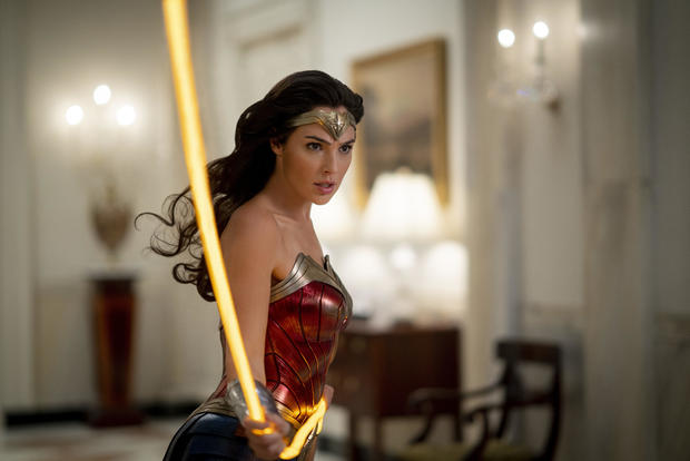 "Available May 13 on HBO Max: ""Wonder Woman 1984"""