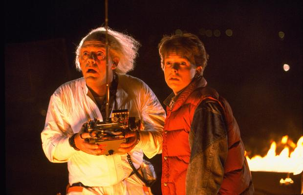 """Available May 1 on Netflix: """"Back to the Future"""""""