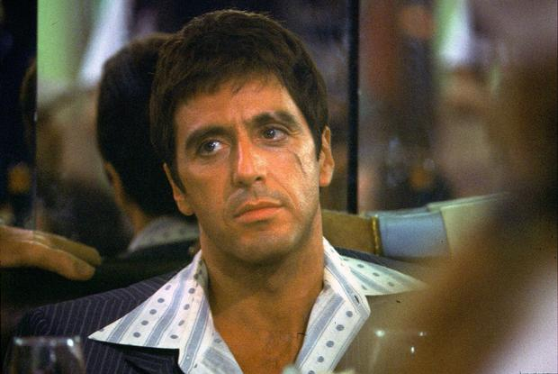 """Available May 1 on Netflix: """"Scarface"""""""