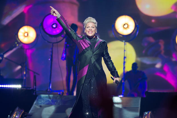 """Available May 21 on Amazon Prime Video: """"P!nk: All I Know So Far"""""""