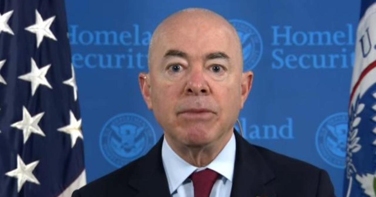 DHS secretary on unaccompanied minors at border, effort to unite them with guardians