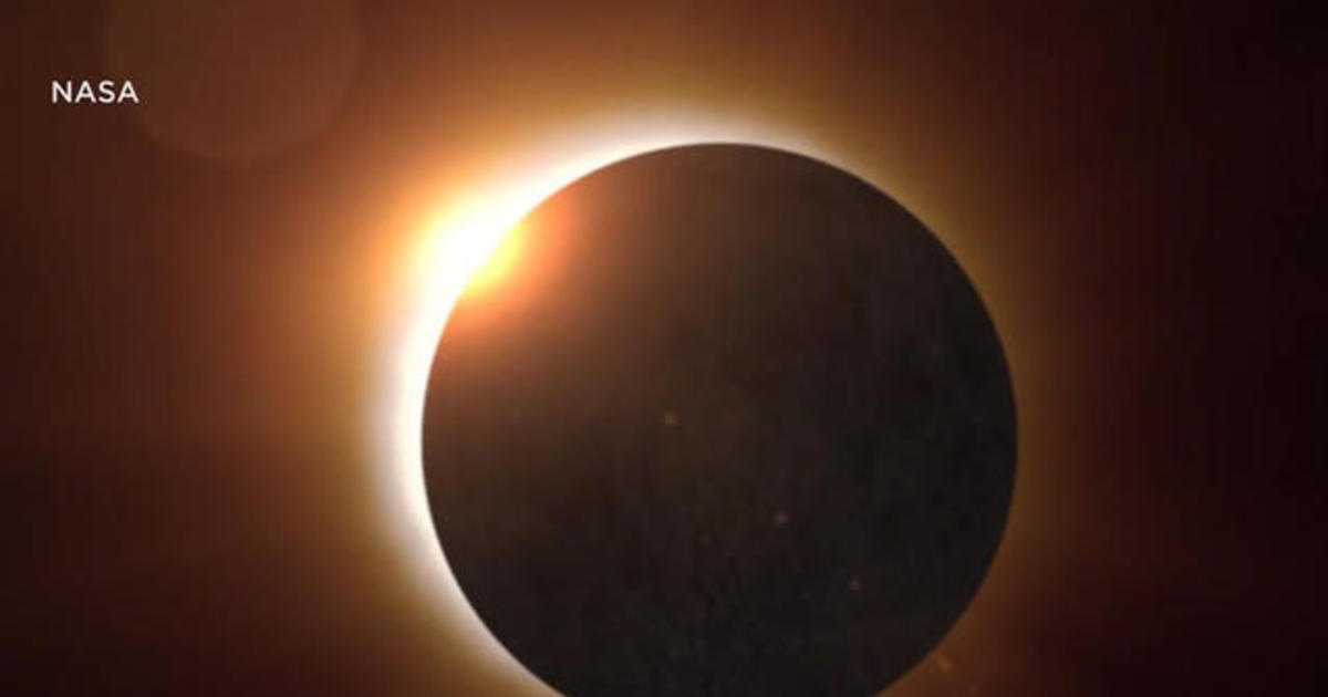 """Be very, very careful"": A solar eclipse safety warning"