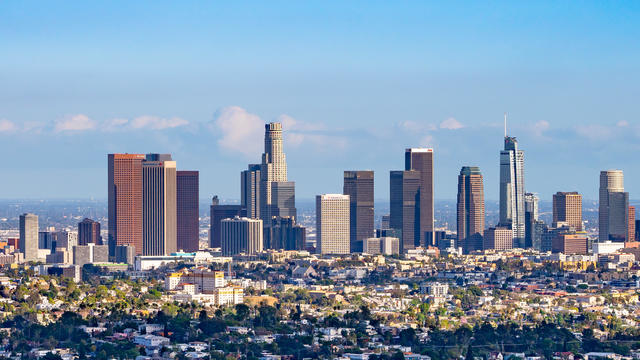Los Angeles Exteriors And Landmarks - 2021