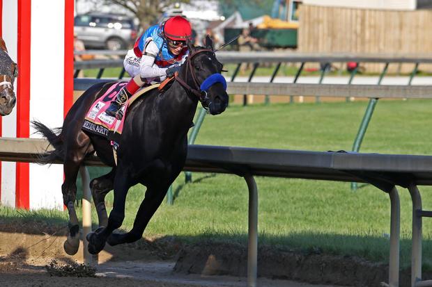 HORSE RACING: MAY 01 Kentucky Derby