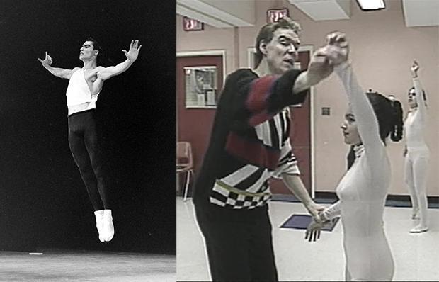 Ballet Dancer Jacques d'Amboise