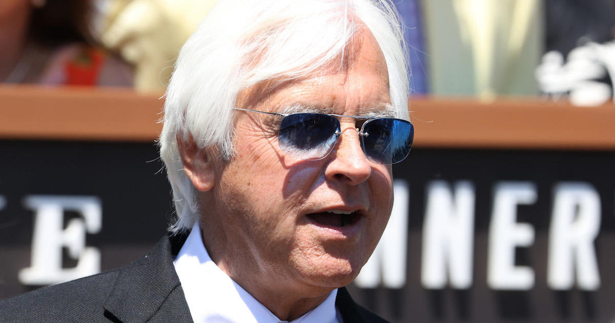 Bob Baffert says Kentucky Derby winner Medina Spirit was treated with ointment that contains steroid - CBS News