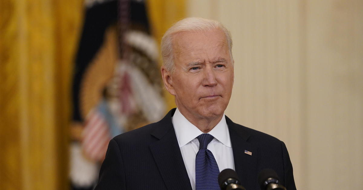 Biden urges Americans 12 and older to get vaccinated