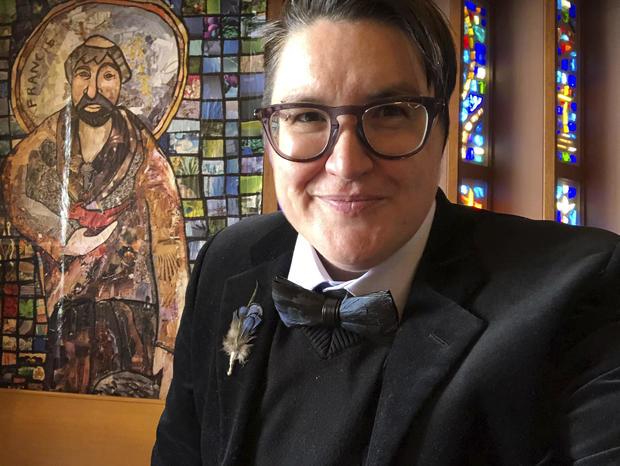 RNS Transgender Bishop
