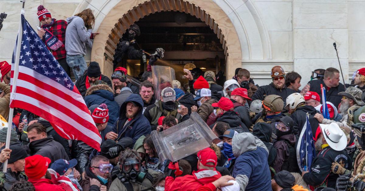 Plea negotiations underway in some Capitol riot cases