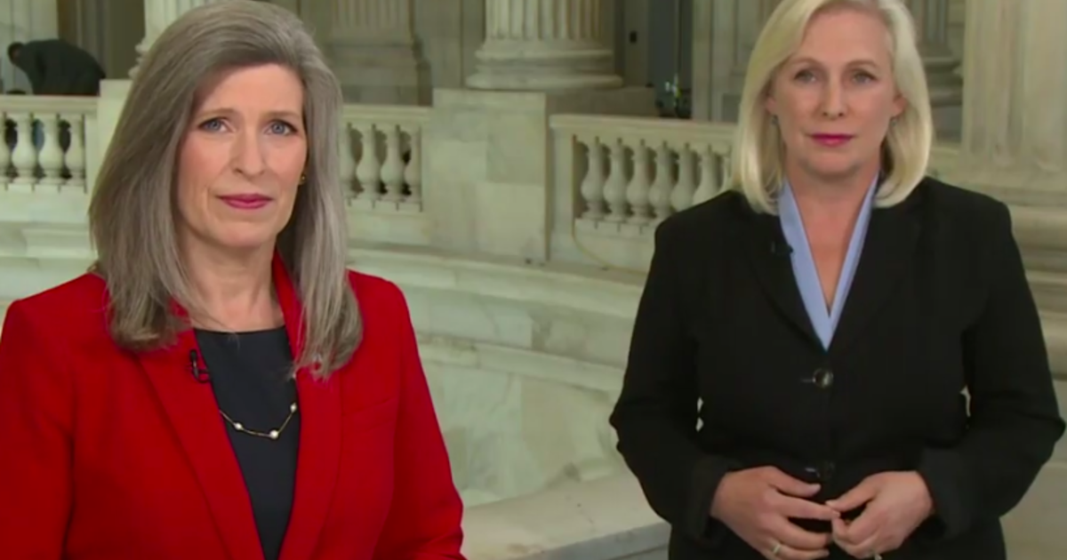 Ernst, Gillibrand hail bipartisan deal to address military sexual assault