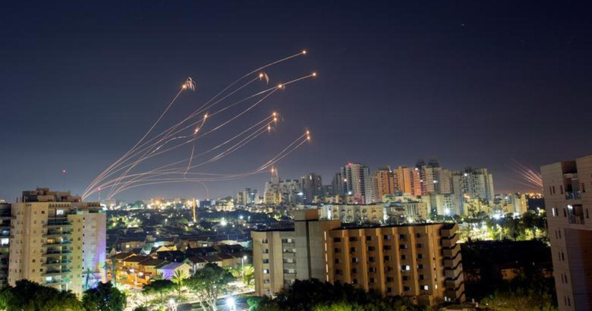 Israel's Iron Dome has blocked thousands of incoming rockets. Here's how it works.