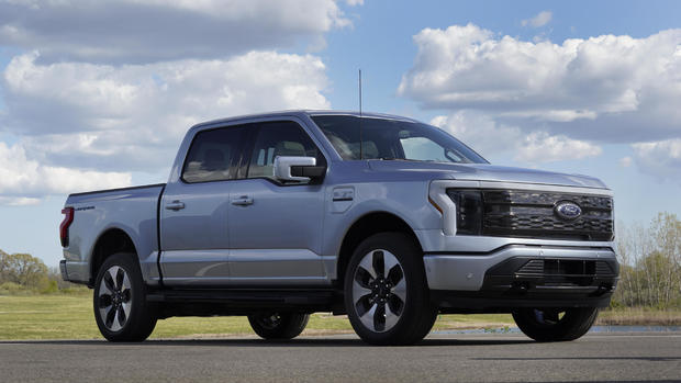 Ford Electric Pickup Truck