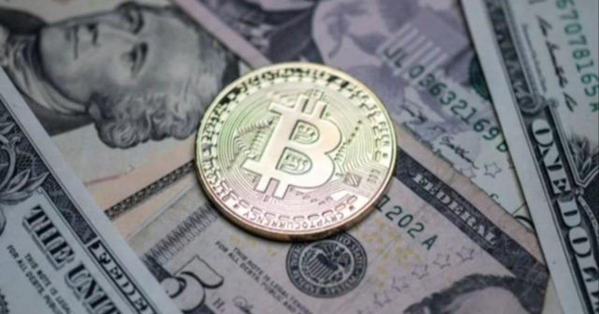 New ETF lets investors dip their toes in bitcoin market