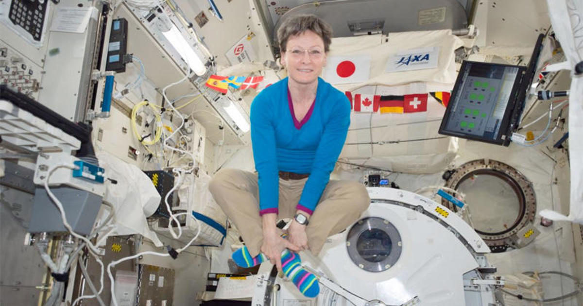 Peggy Whitson, America's most experienced astronaut, to lead commercial flight to space station