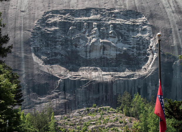 US Stone Mountain Changes